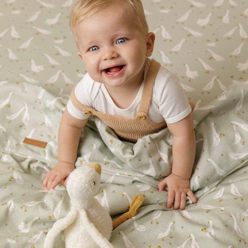 Kinderbettbezug Little Goose