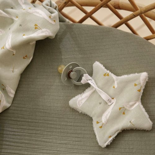 Picture of Pacifier cloth Little Goose