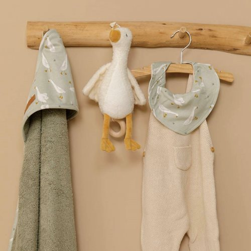 Picture of Hooded towel Little Goose