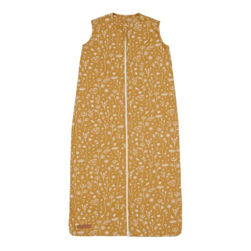 Picture of Summer sleeping bag 90 cm Wild Flowers Ochre