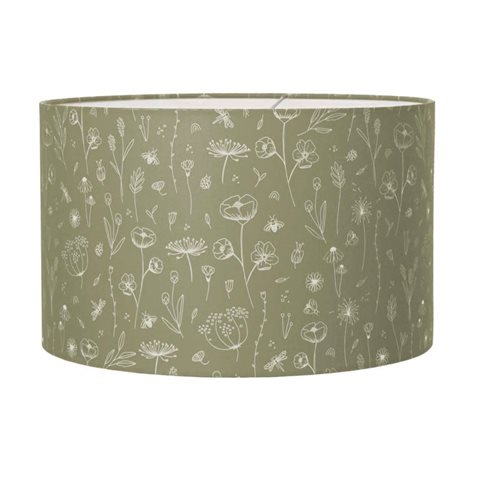 Picture of Pendant light Wild Flowers Olive