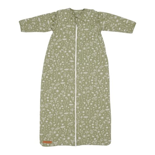 Gigoteuse hiver 70 cm Wild Flowers Olive