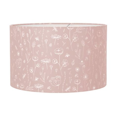 Lustre Wild Flowers Pink