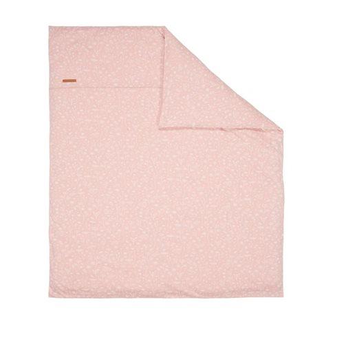 Bezug für Wiegedecke Wild Flowers Pink