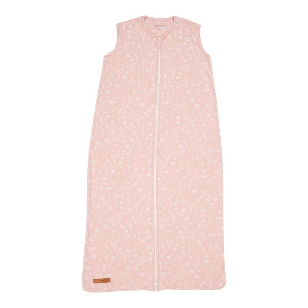 Schlafsack Sommer 70 cm Wild Flowers Pink