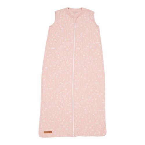 Schlafsack Sommer 90 cm Wild Flowers Pink