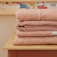Picture of Winter sleeping bag 90 cm Wild Flowers Pink