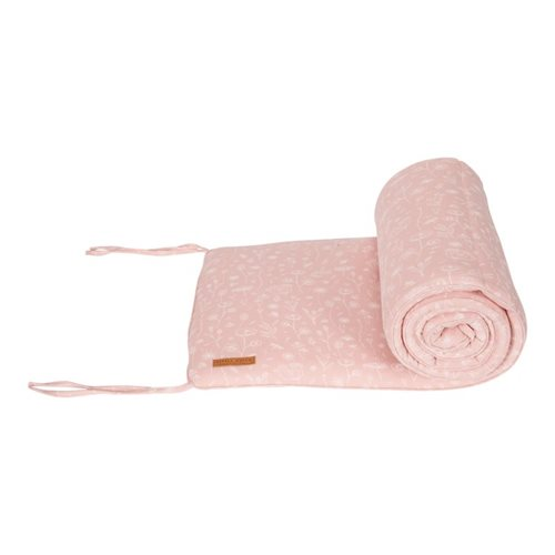 Picture of Cot bumper Wild Flowers Pink