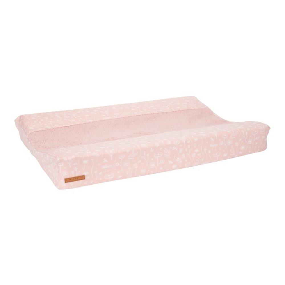 Housse pour matelas à langer Wild Flowers Pink