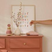 Housse pour lingettes Wild Flowers Pink