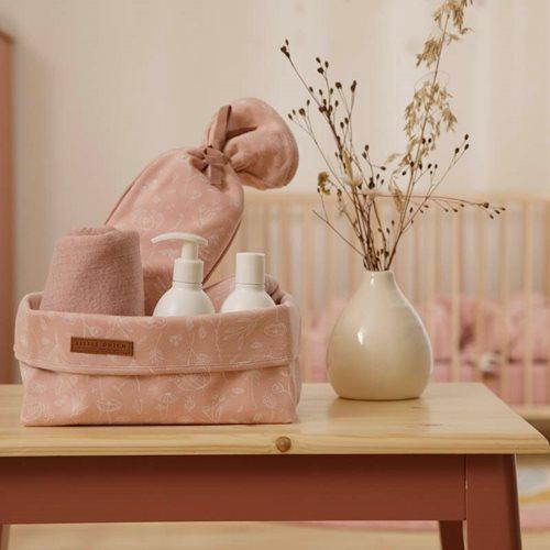 Pflegekörbchen Groß Wild Flowers Pink
