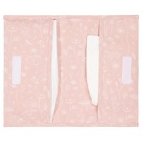 Picture of Nappy pouch Wild Flowers Pink