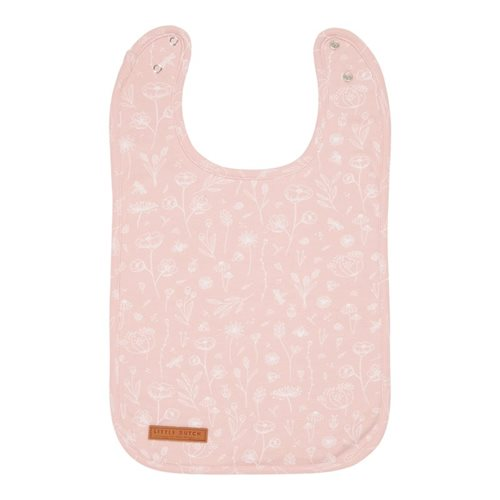Picture of Bib Wild Flowers Pink