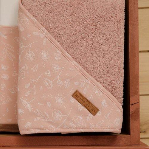 Cape de bain Wild Flowers Pink