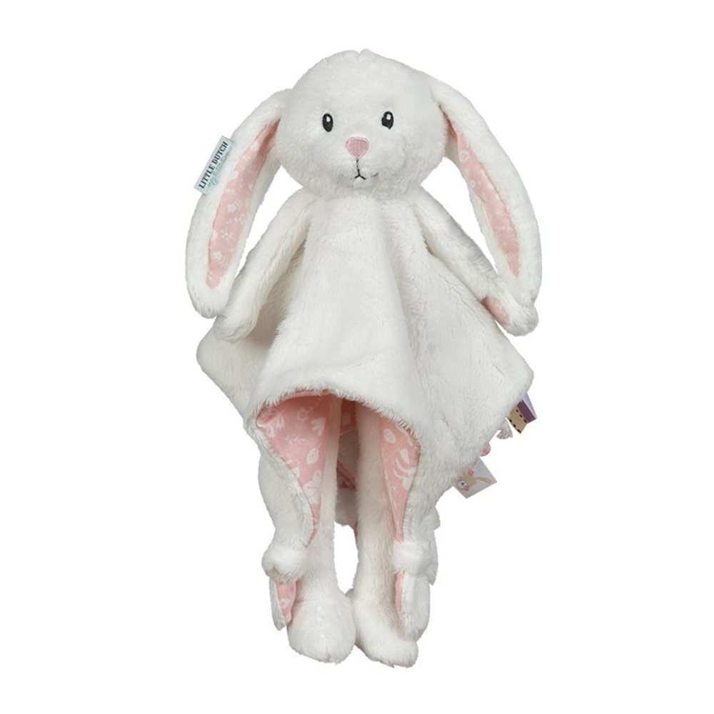 Afbeelding van Knuffeldoek lang konijn Adventure pink