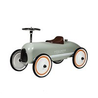 Afbeelding van Retro Roller Loopauto - Olive