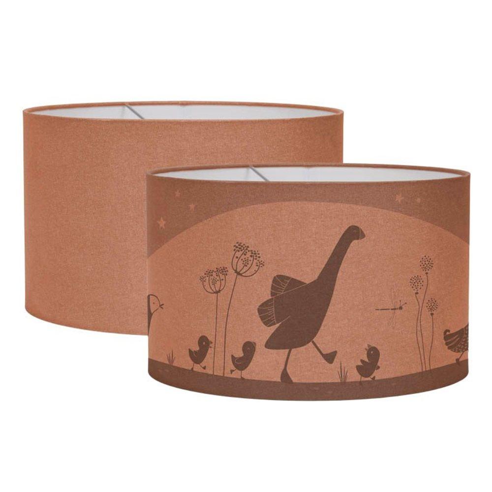 Abat-jour Silhouette Little Goose Rust