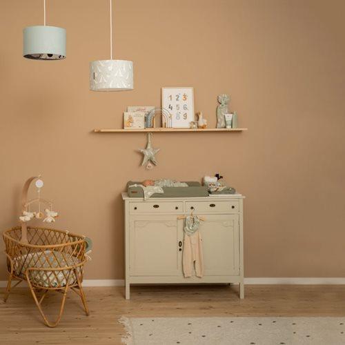 Afbeelding van Hanglamp silhouette Little Goose Mint