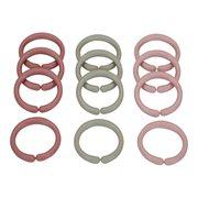 Afbeelding van Little Loops Speelgoedringen Roze