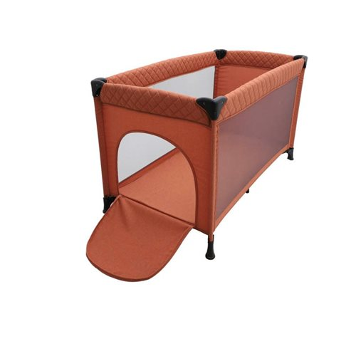Picture of Travel cot in bag – Rust