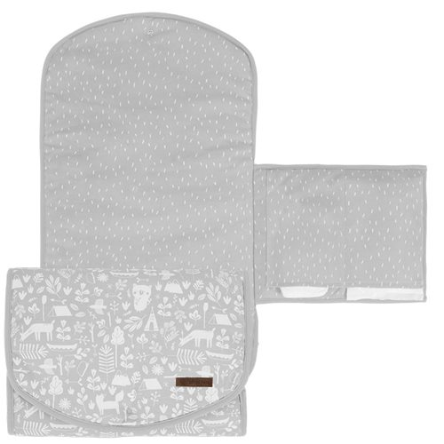 Picture of Changing pad Adventure Grey