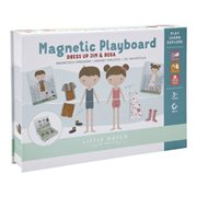 Picture of Jim & Rosa Magnetic Puzzle