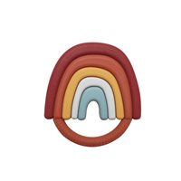 Picture of Teething ring rainbow