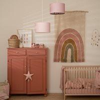 Abat-jour Silhouette Little Goose Pink