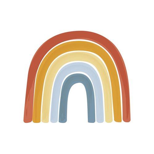 Afbeelding van Digitaal behang Rainbow Pure & Nature