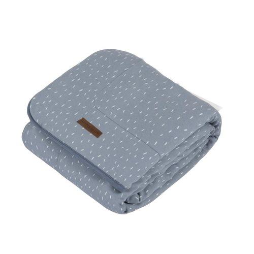 Picture of Bassinet blanket  blue Sprinkles
