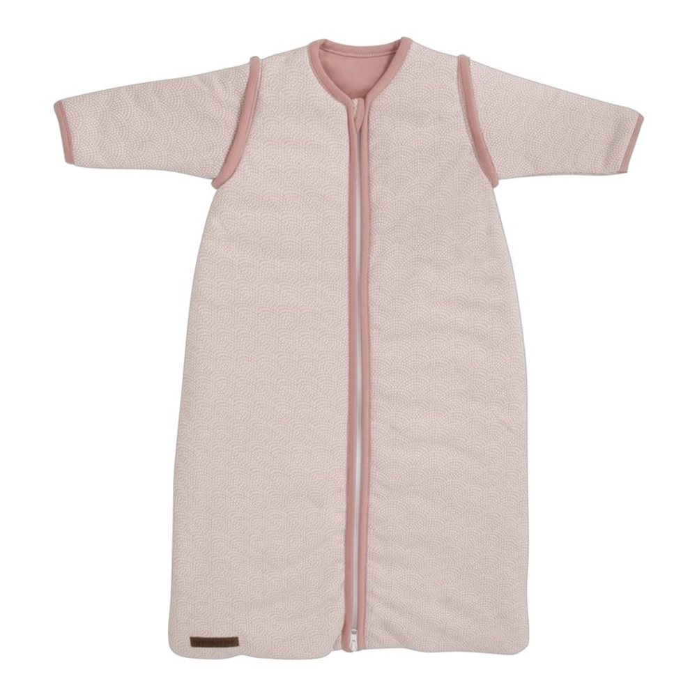 Picture of Winter sleeping bag 90 cm pink Waves