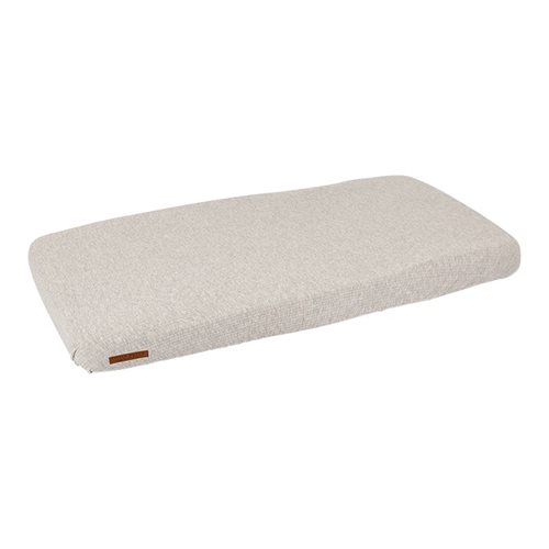 Picture of Single fitted sheet Pure Grey