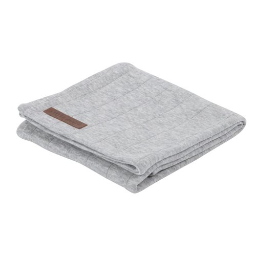 Picture of Swaddle 120 x 120 Grey Melange