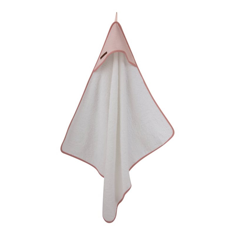 Picture of Hooded towel pink Waves