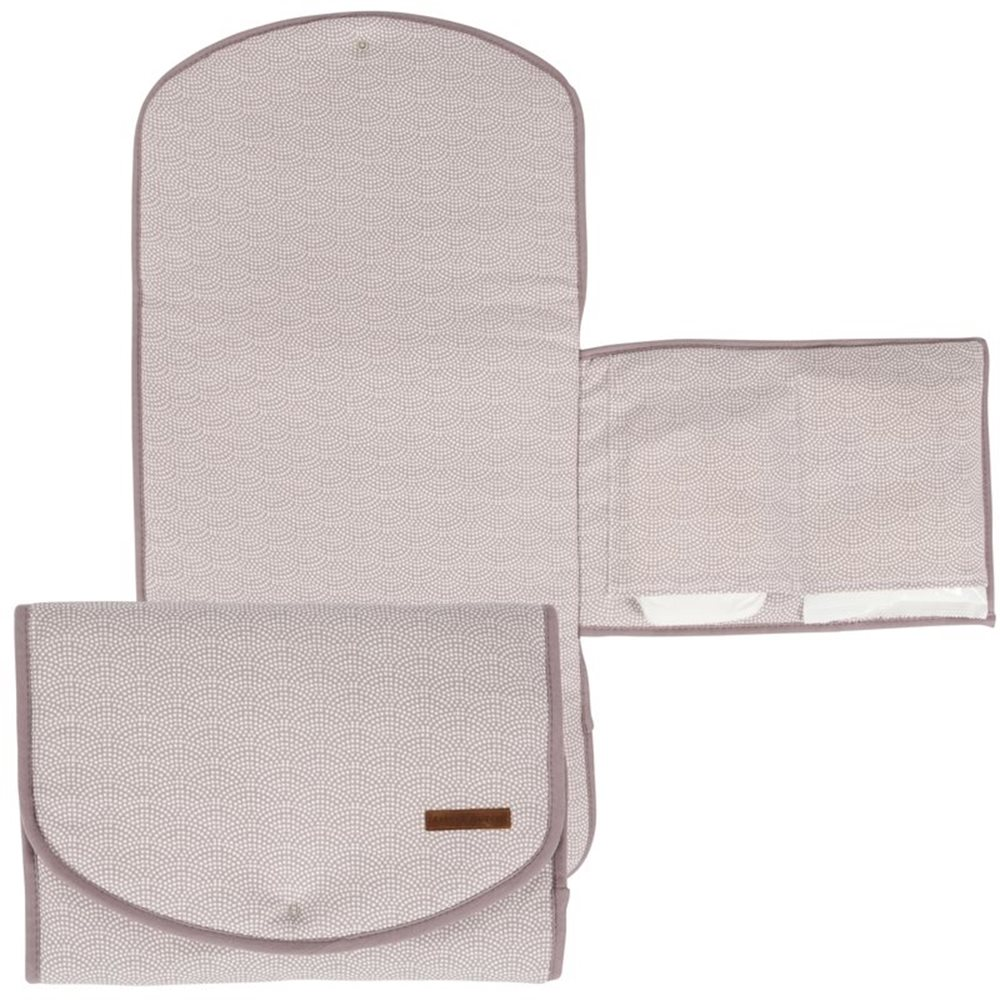 Picture of Changing pad comfort Mauve Waves