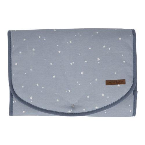 Afbeelding van Verschoningsmatje comfort Little Stars blue