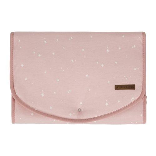 Afbeelding van Verschoningsmatje comfort Little Stars pink