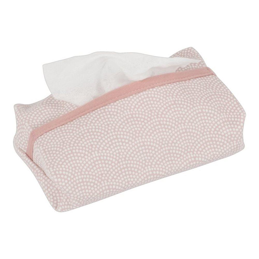 Housse pour lingettes pink Waves