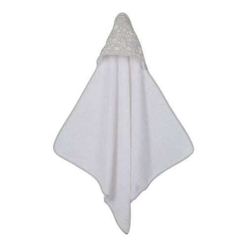 Picture of Hooded towel Adventure grey