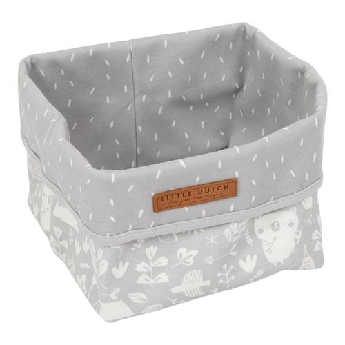 Picture of Storage basket small Adventure grey