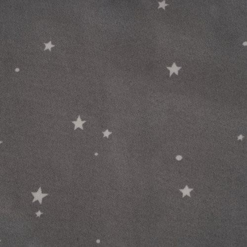Bezug für Wiegedecke Little Stars Grey