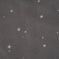 Afbeelding van Dekbedovertrek wieg Little Stars Grey