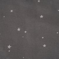 Housse de couette berceau Little Stars Grey
