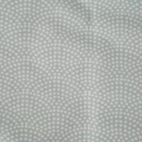 Picture of Single fitted sheet Mint Waves