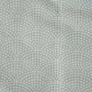 Drap de lit bébé Mint Waves