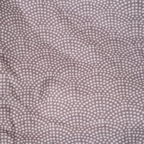 Drap-housse lit simple Mauve Waves
