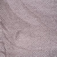 Picture of Single fitted sheet Mauve Waves