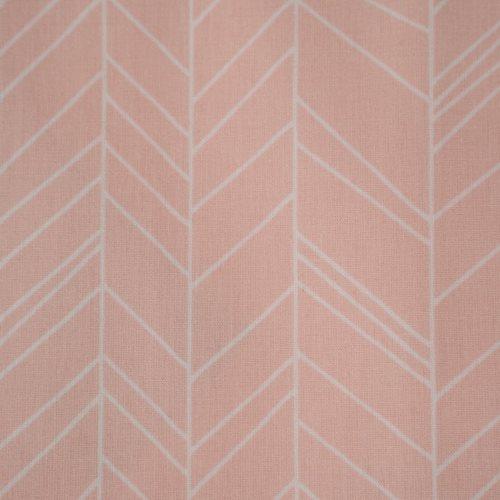 Afbeelding van Babydoekjeshoes Peach Leaves