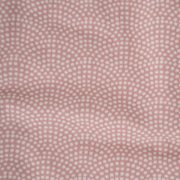Afbeelding van Wiegdeken  pink Waves