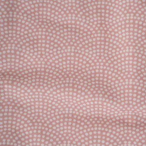 Kuscheltuch Stern pink Waves